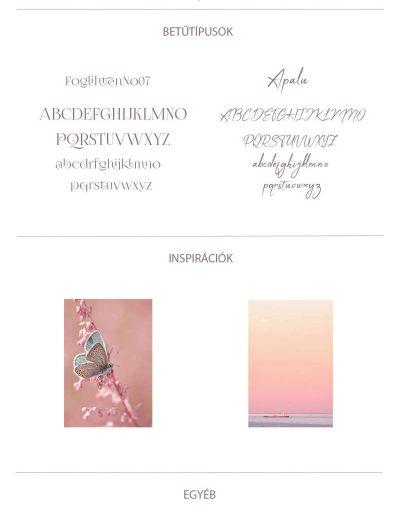 Origo Design arculatterv 2 moodboard