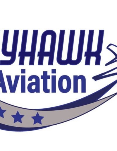 Skyhawk Aviation logóterv 1