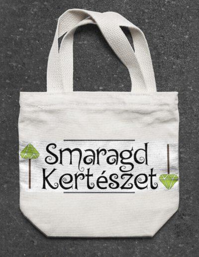 Smaragd Kertészet logóterv 1