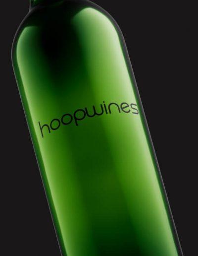 Hoop Wines logóterv 1